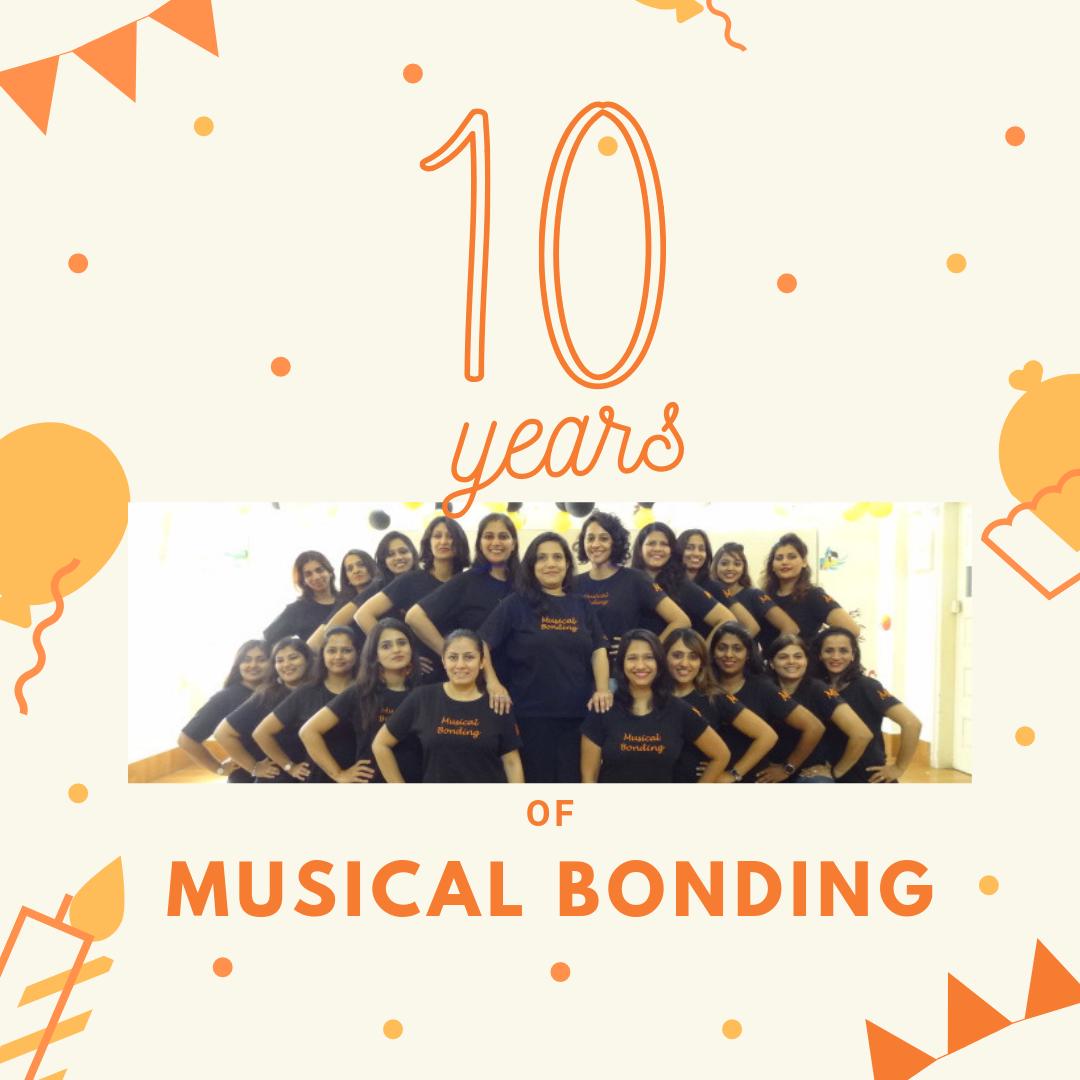 Musical Bonding Anniversary