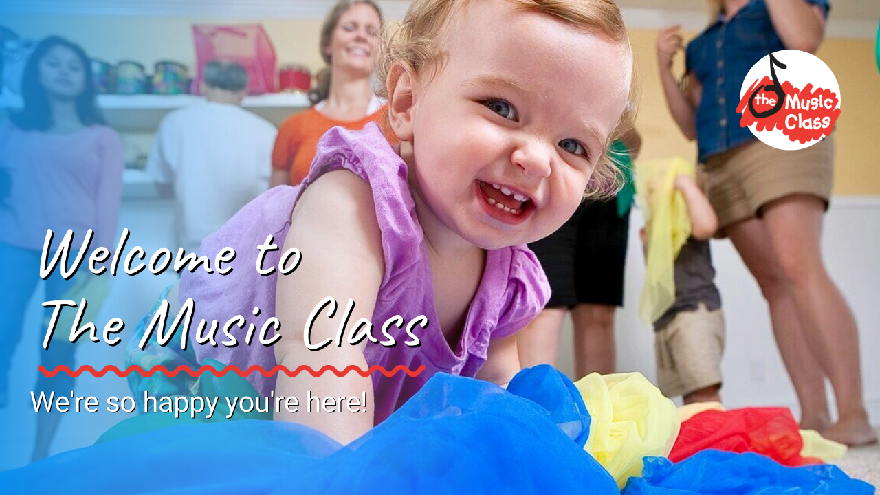 Music classes for kids, toddlers, infant