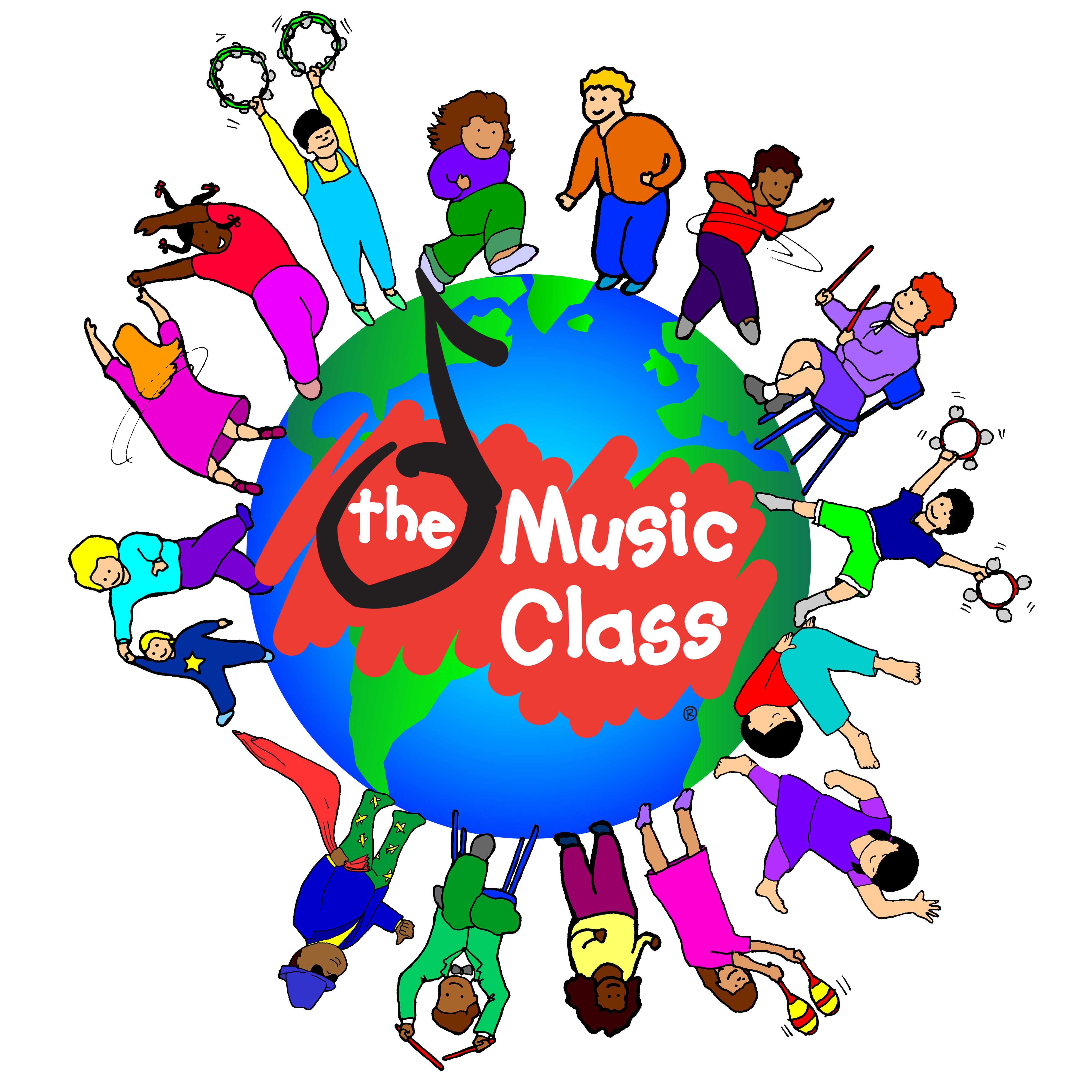 Music Class Around The World