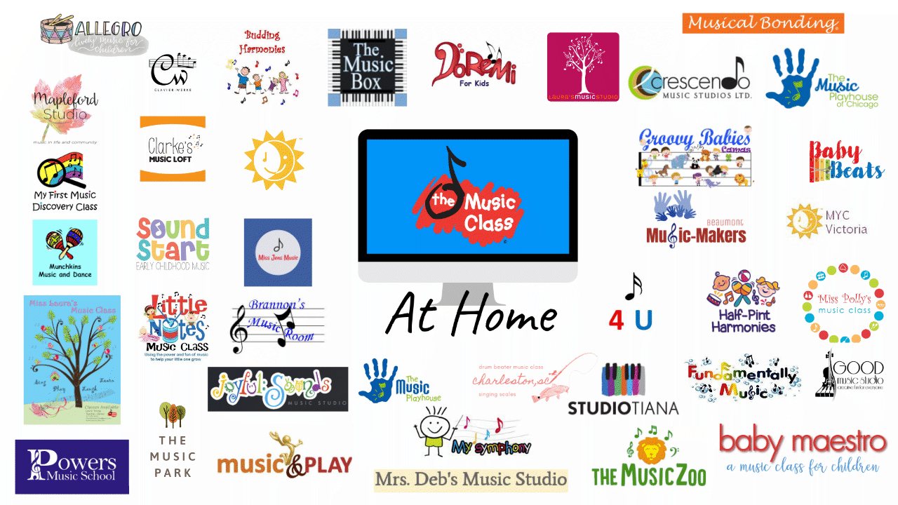 At Home All Center Logo Image