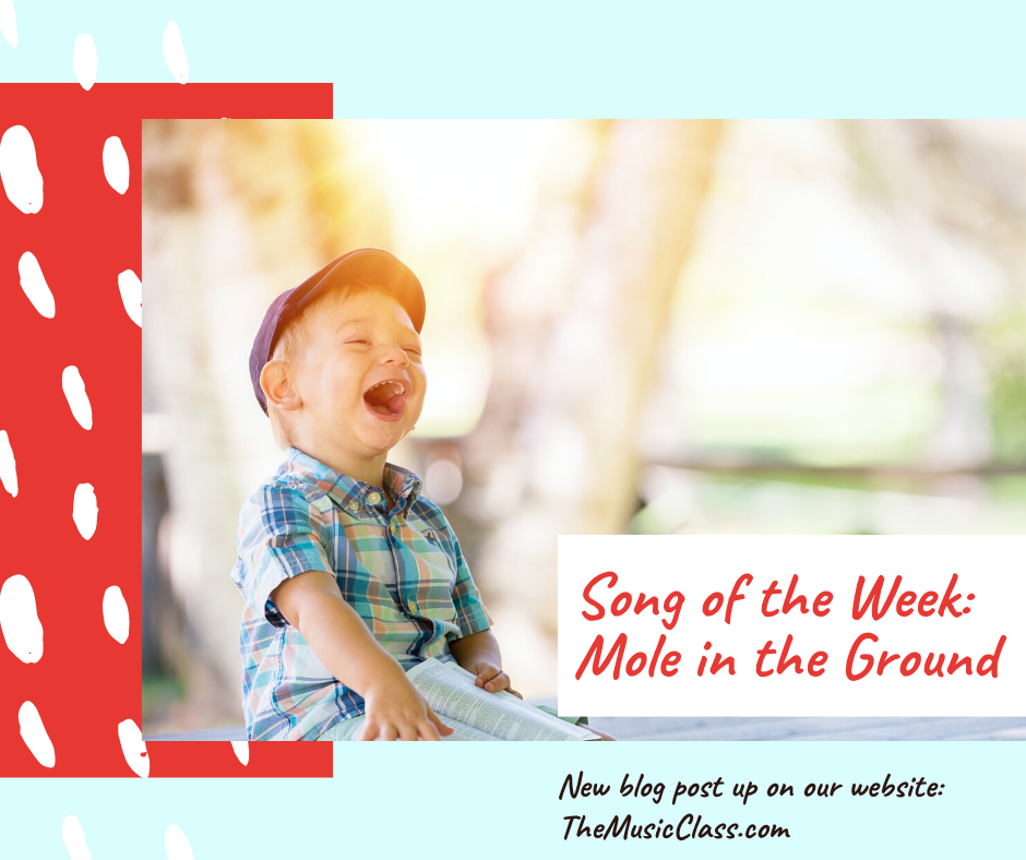 SOTW: Mole in the Ground