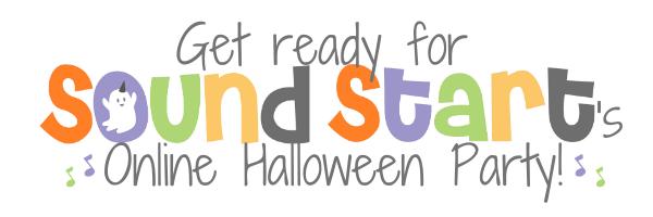 Sound Start Halloween Header