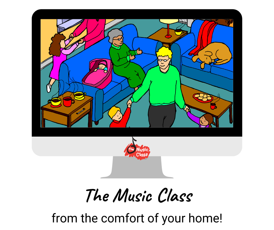 The Music Class At Home