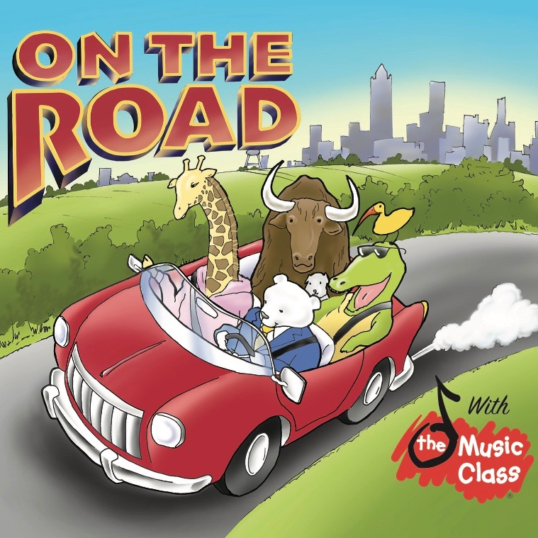 On the Road with The Music Class