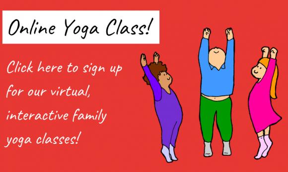 Online Family Yoga