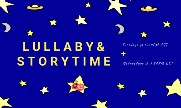 Lullaby and Storytime